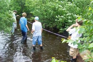 (Photo: Wolf Ridge Environmental Learning Center, Finland MN)