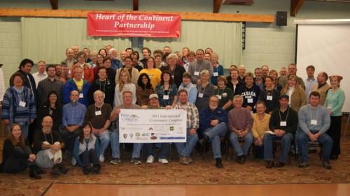 HOCP International Community Congress participants